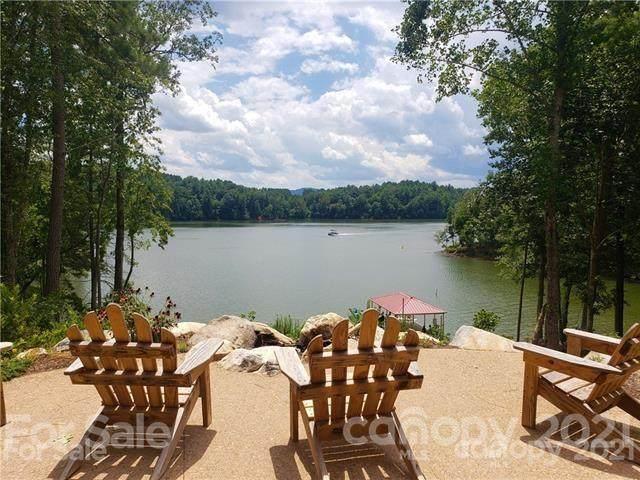 143 Cove Side Drive, Granite Falls, NC 28630 (#3754391) :: Carmen Miller Group