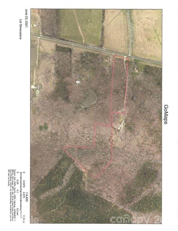 4628 Wolf Pond Road, Monroe, NC 28112 (#3754561) :: Scarlett Property Group