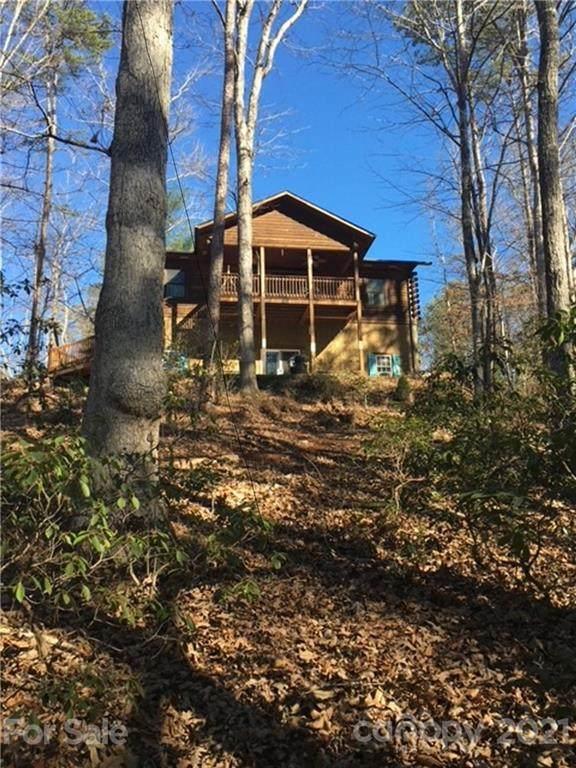 142 Deer Circle, Lake Lure, NC 28746 (#3754773) :: The Mitchell Team