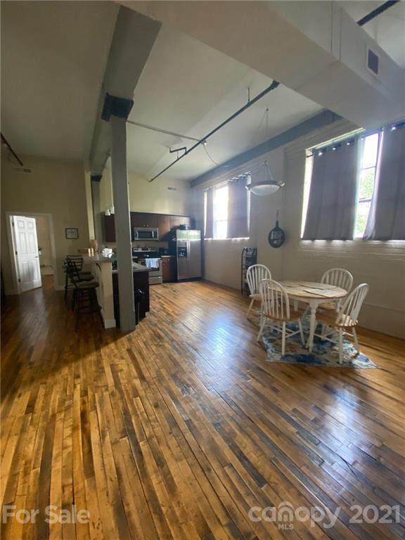 109 N Hayne Street #204, Monroe, NC 28112 (#3754813) :: Scarlett Property Group