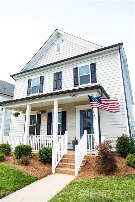 13607 Jacks Lane, Pineville, NC 28134 (#3755020) :: Todd Lemoine Team
