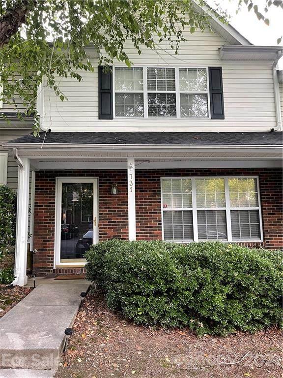 731 Mountainwater Drive #902, Charlotte, NC 28262 (#3755168) :: MartinGroup Properties