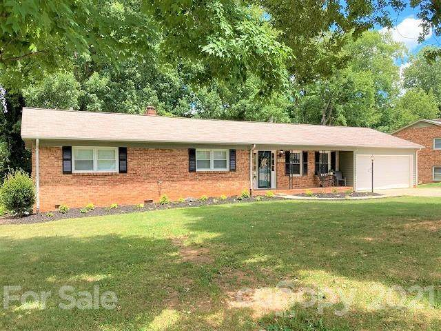 812 Hill Street, Shelby, NC 28152 (#3755673) :: Keller Williams Realty Lake Norman Cornelius
