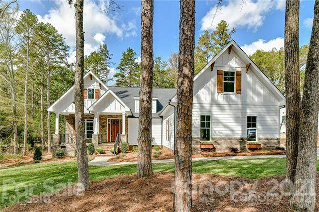 10100 Jim Sossoman Road #5, Midland, NC 28107 (#3757036) :: Mossy Oak Properties Land and Luxury