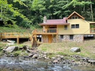 6552 Little Snowbird Road, Robbinsville, NC 28771 (#3757383) :: High Performance Real Estate Advisors