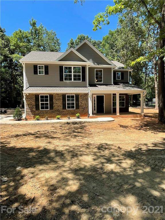 5409 Carole Avenue, Indian Trail, NC 28079 (#3757545) :: Home and Key Realty