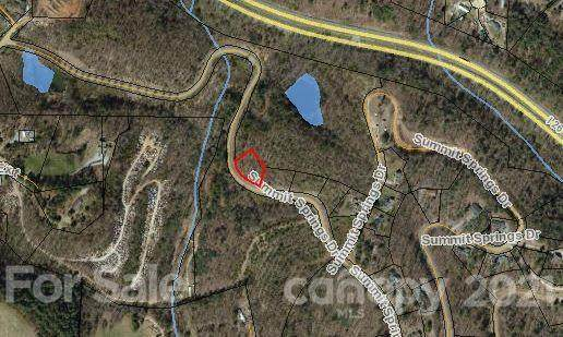 0000 Summit Springs Drive #1, Flat Rock, NC 28731 (#3757805) :: Stephen Cooley Real Estate Group