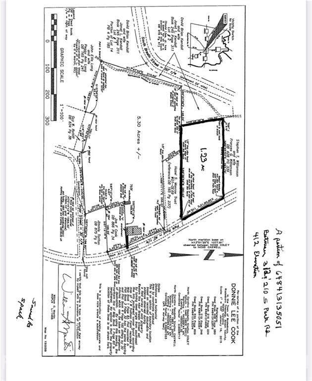 TBD S Park Road, Wadesboro, NC 28170 (#3758768) :: LePage Johnson Realty Group, LLC