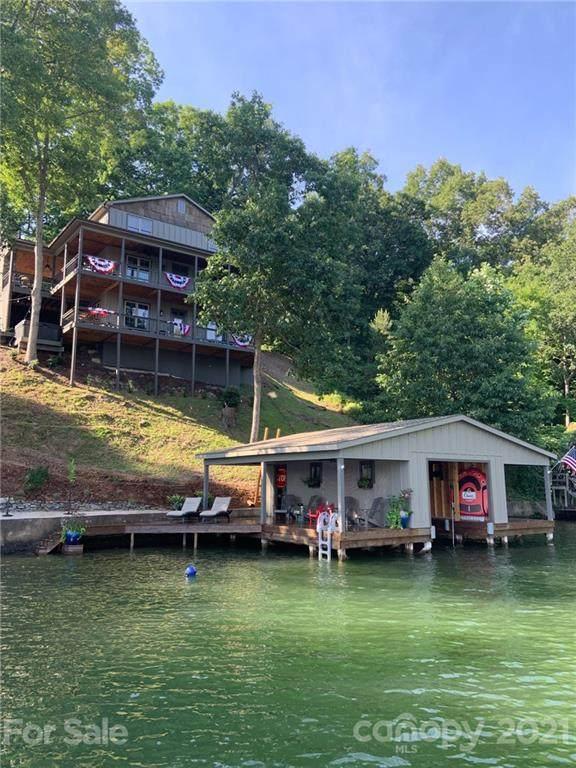 163 Deerwood Drive, Lake Lure, NC 28746 (#3760820) :: LePage Johnson Realty Group, LLC