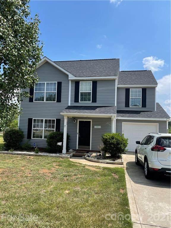 427 Glencroft Drive, Wingate, NC 28174 (#3760840) :: Keller Williams South Park