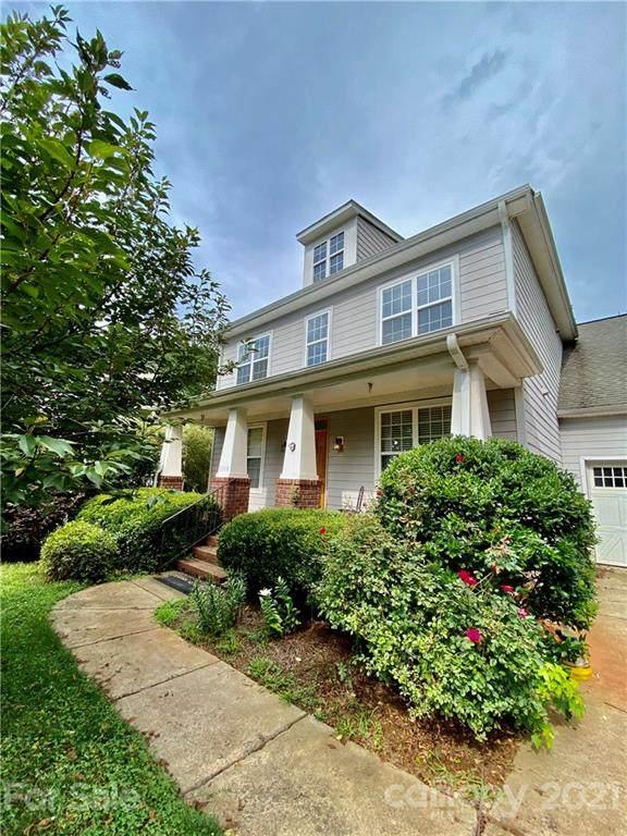 1318 Oak Leaf Lane, Salisbury, NC 28146 (#3761564) :: Cloninger Properties