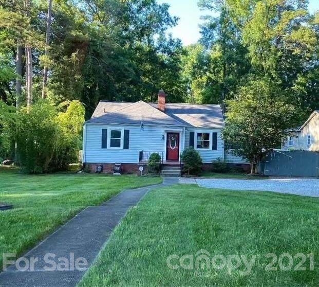 318 W Corriher Avenue, Salisbury, NC 28144 (#3761670) :: MartinGroup Properties