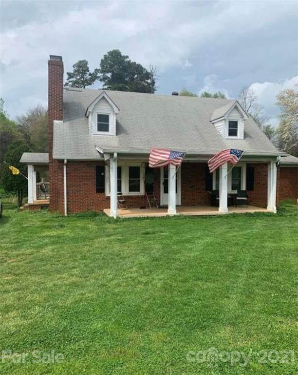 1201 Main Street, China Grove, NC 28023 (#3761722) :: Briggs American Homes