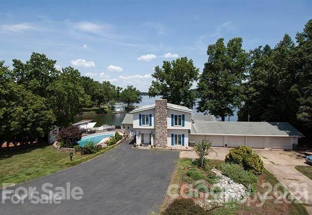 201 Twin Coves Lane, Lake Wylie, SC 29710 (#3762463) :: Burton Real Estate Group