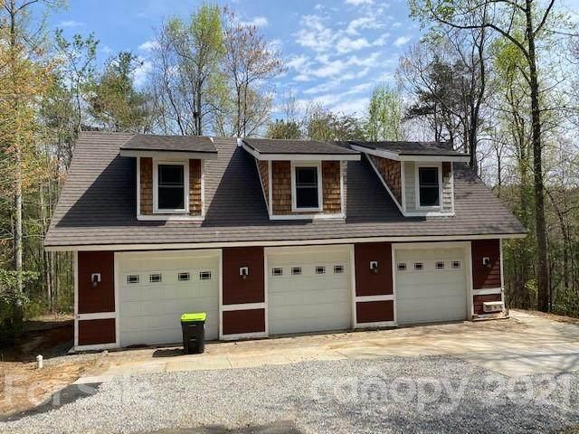 34 Spring Creek Lane, Saluda, NC 28773 (#3762596) :: Austin Barnett Realty, LLC