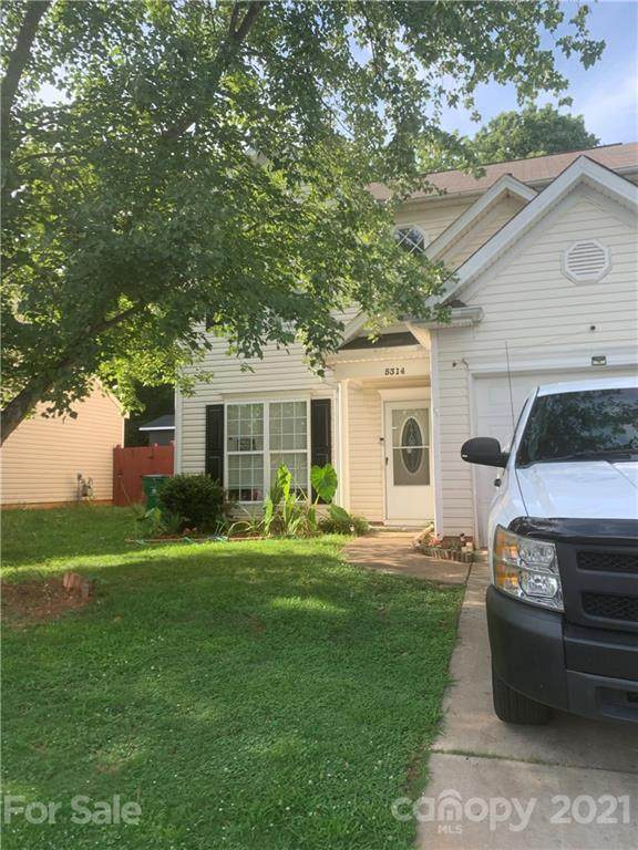 5314 Peachwood Drive, Charlotte, NC 28216 (#3763641) :: LePage Johnson Realty Group, LLC