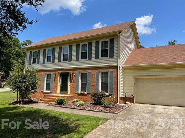 8016 Cedarbrook Drive, Charlotte, NC 28215 (#3763648) :: LePage Johnson Realty Group, LLC