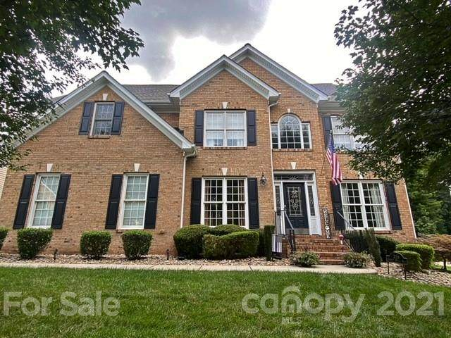 229 Forest Walk Way, Mooresville, NC 28115 (#3764143) :: LePage Johnson Realty Group, LLC