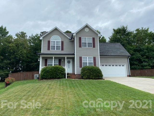 5202 Ellie Court, Concord, NC 28025 (#3764457) :: Hansley Realty
