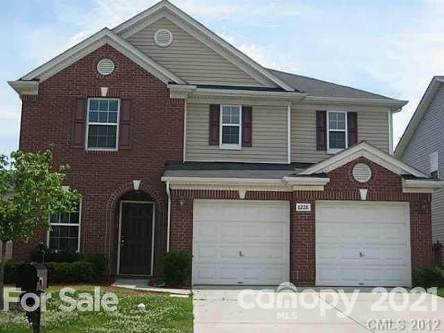 6228 Woodland Commons Drive, Charlotte, NC 28269 (#3764681) :: DK Professionals