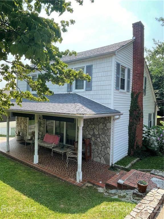 590 E Oak Street, Marion, NC 28752 (#3764926) :: Hansley Realty