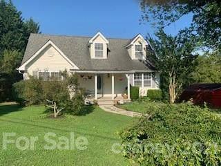 87 Maplewood Knoll Drive, East Flat Rock, NC 28726 (#3765060) :: MartinGroup Properties