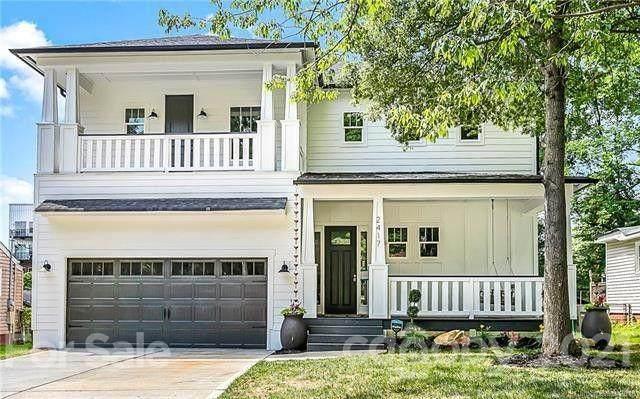 2417 Pinckney Avenue, Charlotte, NC 28205 (#3765319) :: Keller Williams Realty Lake Norman Cornelius