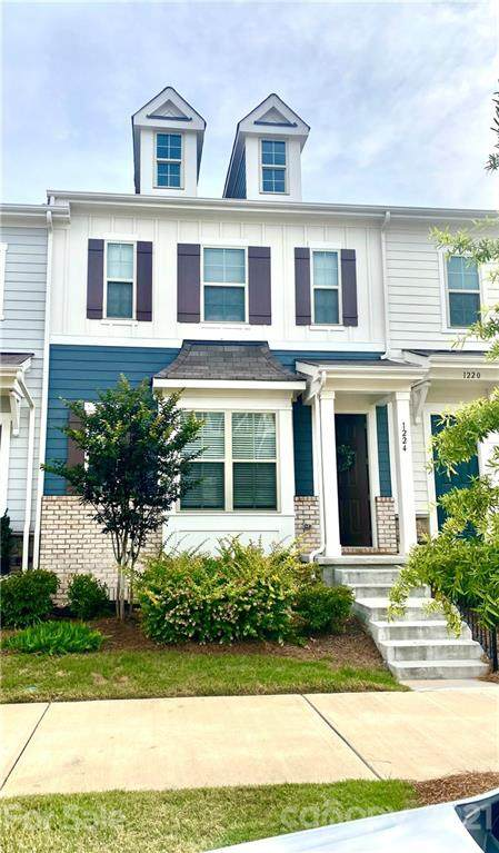 1224 Whitby Moore Street, Charlotte, NC 28273 (#3765464) :: MartinGroup Properties