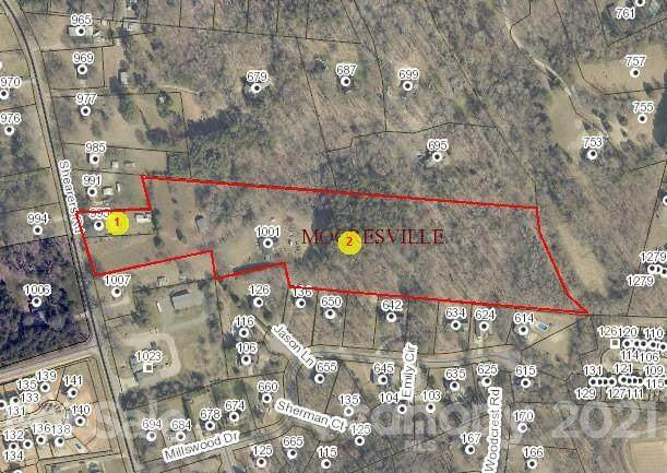 1001 & 995 Shearers Road, Mooresville, NC 28115 (#3765513) :: Cloninger Properties