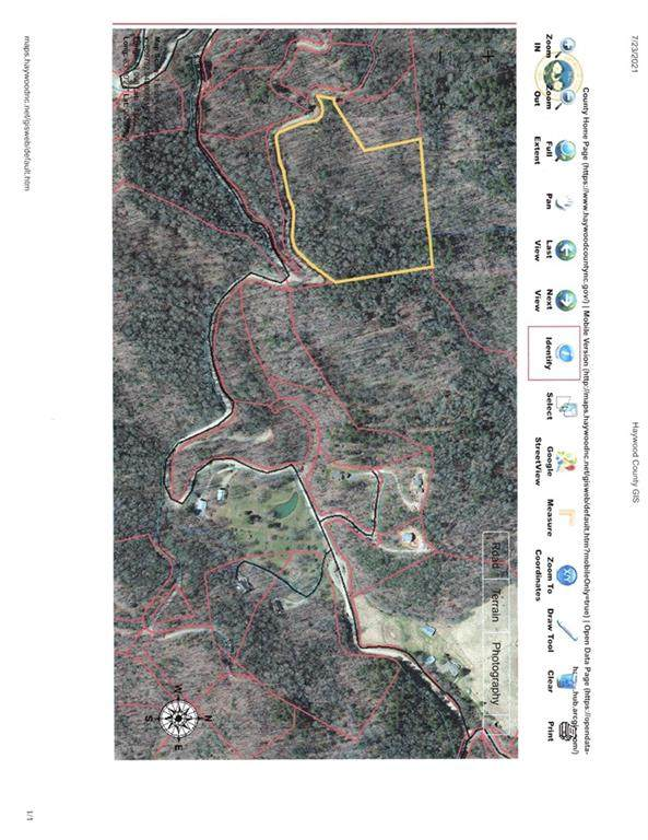 126 Large Poplar Trail #126, Waynesville, NC 28785 (#3765726) :: Hansley Realty