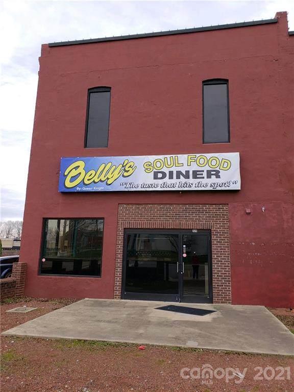 318 Salisbury Avenue, Spencer, NC 28159 (#3765944) :: Burton Real Estate Group