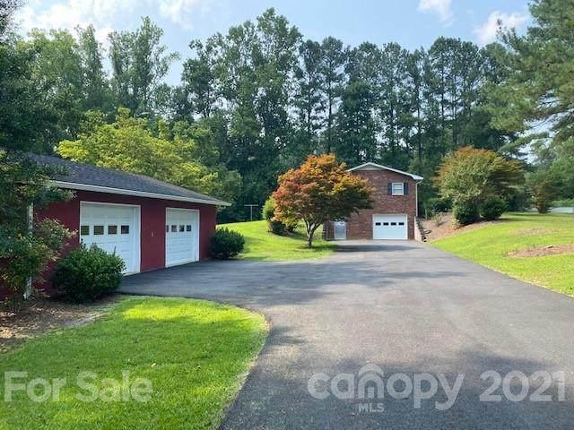 5665 Nc Hwy 9, Mill Spring, NC 28756 (#3765952) :: MartinGroup Properties