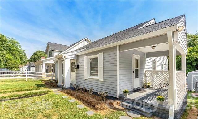 300 Keswick Avenue L1, Charlotte, NC 28206 (#3766202) :: Scarlett Property Group