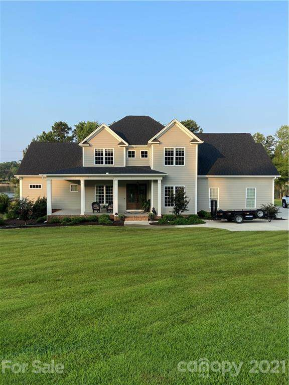 447 Bethel Church Road, Prosperity, SC 29127 (#3766220) :: Cloninger Properties