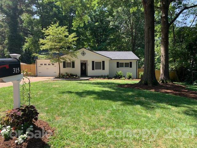 315 15th Avenue NW, Hickory, NC 28601 (#3766243) :: The Allen Team
