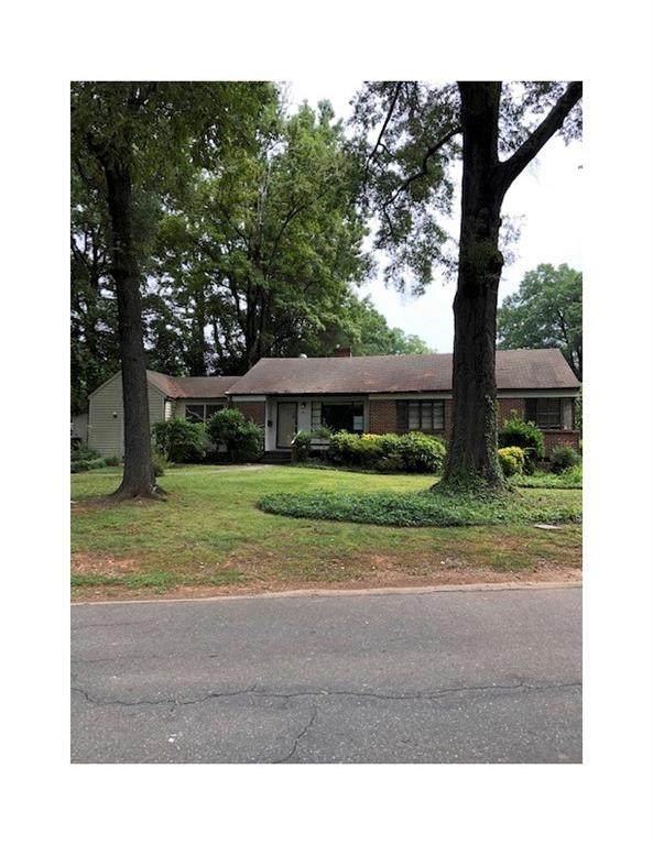 3951 Langhorne Avenue, Charlotte, NC 28205 (#3766271) :: High Performance Real Estate Advisors