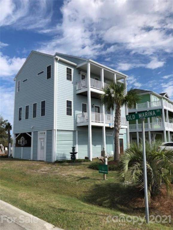 449 Seventh Street, Ocean Isle, NC 28469 (#3766298) :: Stephen Cooley Real Estate Group