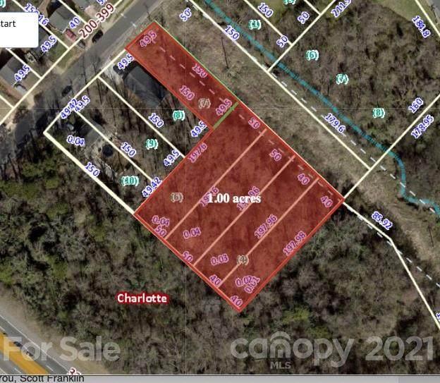 230 Centre Street, Charlotte, NC 28216 (#3766341) :: Cloninger Properties
