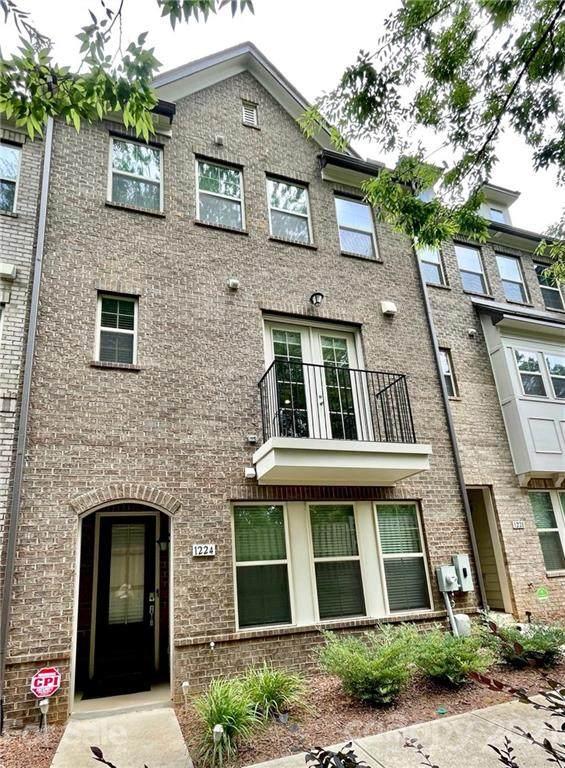 1224 Madison Towns Lane, Charlotte, NC 28209 (#3766491) :: Burton Real Estate Group