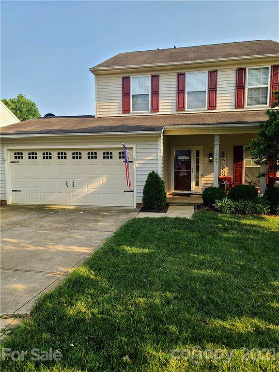 227 Grayland Road, Mooresville, NC 28115 (#3766521) :: Home and Key Realty