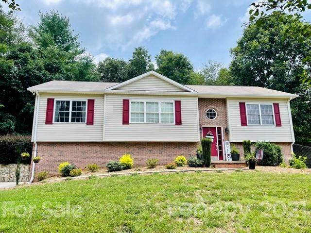 127 Doe Path Circle, Hudson, NC 28638 (#3767430) :: Stephen Cooley Real Estate Group