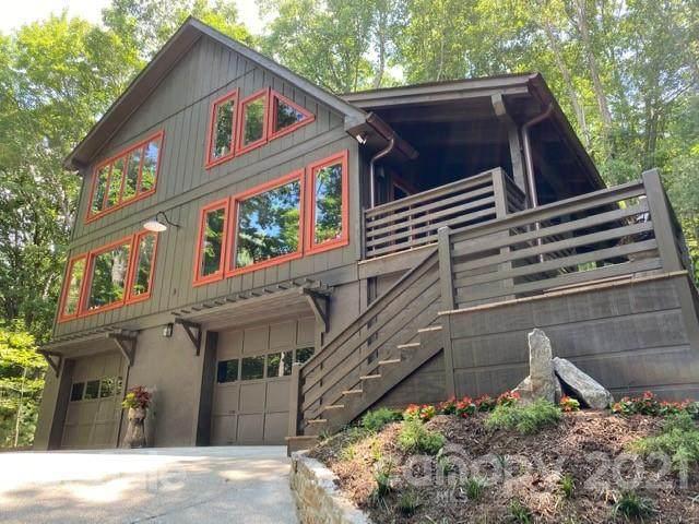 25 Blue Briar Road, Asheville, NC 28804 (#3767582) :: Hansley Realty