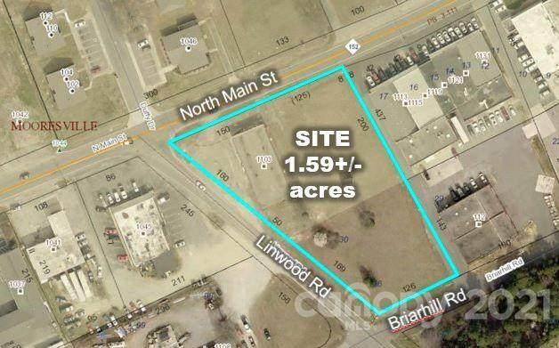 1103 Main Street N, Mooresville, NC 28115 (#3767722) :: LePage Johnson Realty Group, LLC