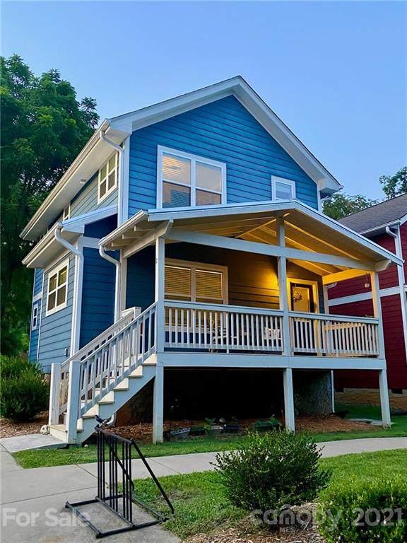 2 Cottage Cove Lane, Asheville, NC 28803 (#3768041) :: Rowena Patton's All-Star Powerhouse