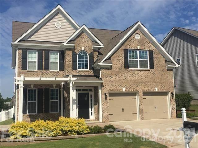 11086 Hat Creek Lane, Davidson, NC 28036 (#3768292) :: The Sarver Group