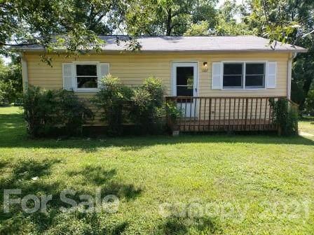 1107 N Davis Avenue, Newton, NC 28658 (#3768949) :: Carolina Real Estate Experts
