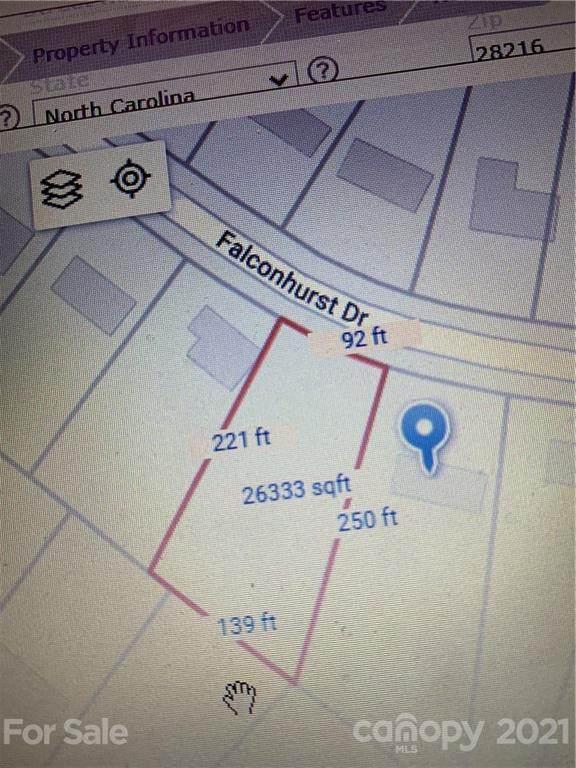 1817 Falconhurst Drive, Charlotte, NC 28216 (#3769092) :: Homes Charlotte