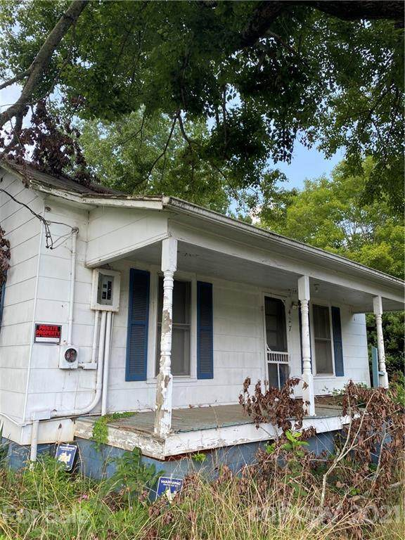 427 N Oakland Avenue, Statesville, NC 28677 (#3769304) :: MOVE Asheville Realty