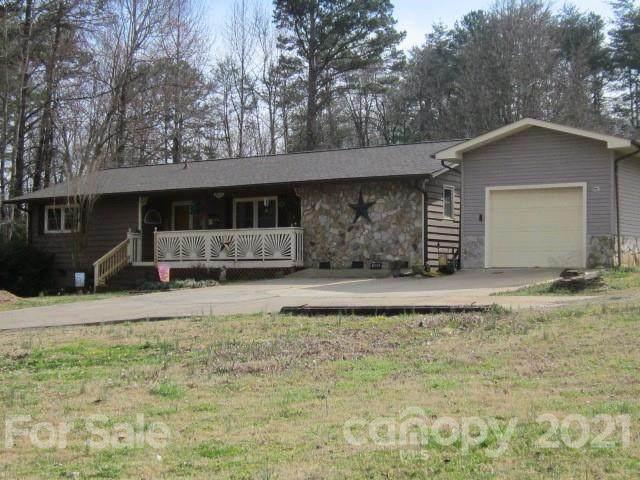1689 Rock Road, Rutherfordton, NC 28139 (#3769347) :: Willow Oak, REALTORS®