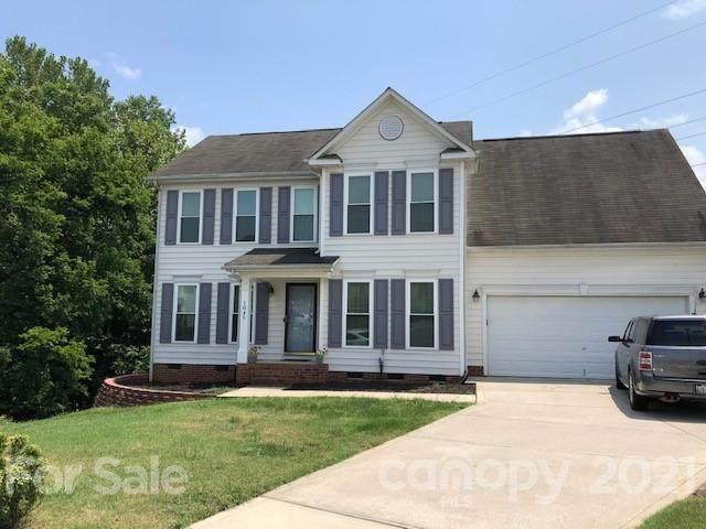 1845 Jeffrey Bryan Drive #8, Charlotte, NC 28213 (#3769355) :: MOVE Asheville Realty
